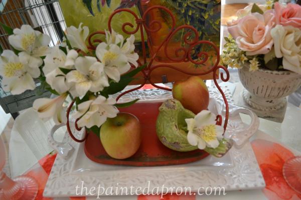 art in the garden 5 thepaintedapron.com