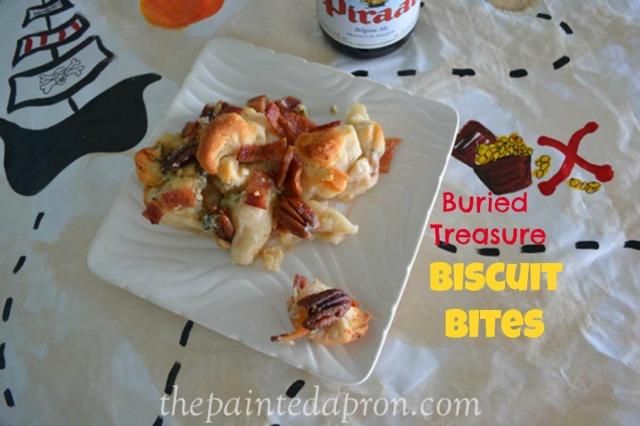 buried treasure biscuits thepaintedapron.com