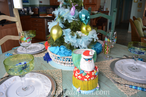 Tablescapes Christmas In July The Painted Apron
