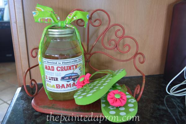 gift idea thepaintedapron.com