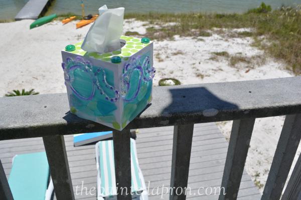 kleenex box thepaintedapron.com