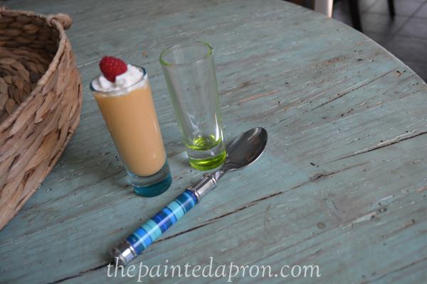 peach shooter thepaintedapron.com