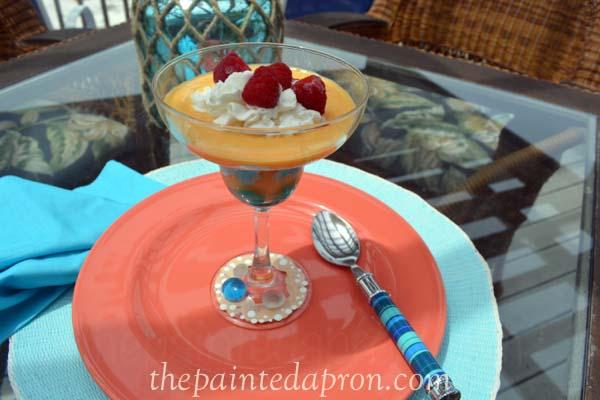 peach soup thepaintedapron.com