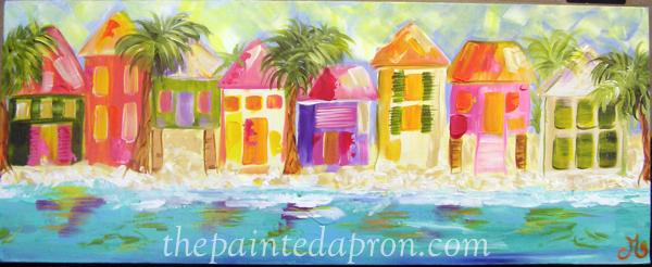 Beach Houses 1