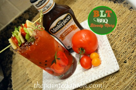 Bloody Mary southern style thepaintedapron.com