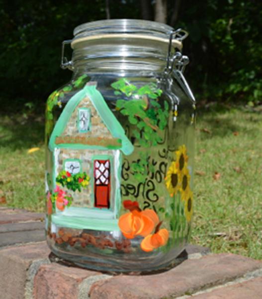 Mary's jar