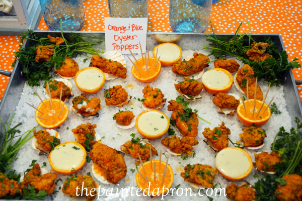 oyster poppers thepaintedapron.com