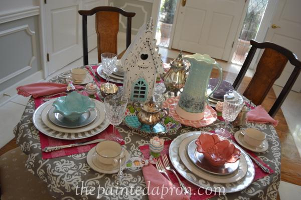 tea party 22 thepaintedapron.com