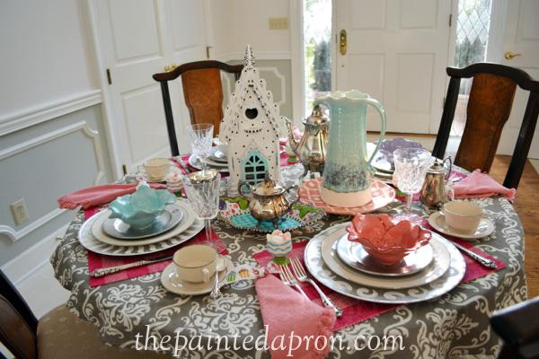 tea party thepaintedapron.com