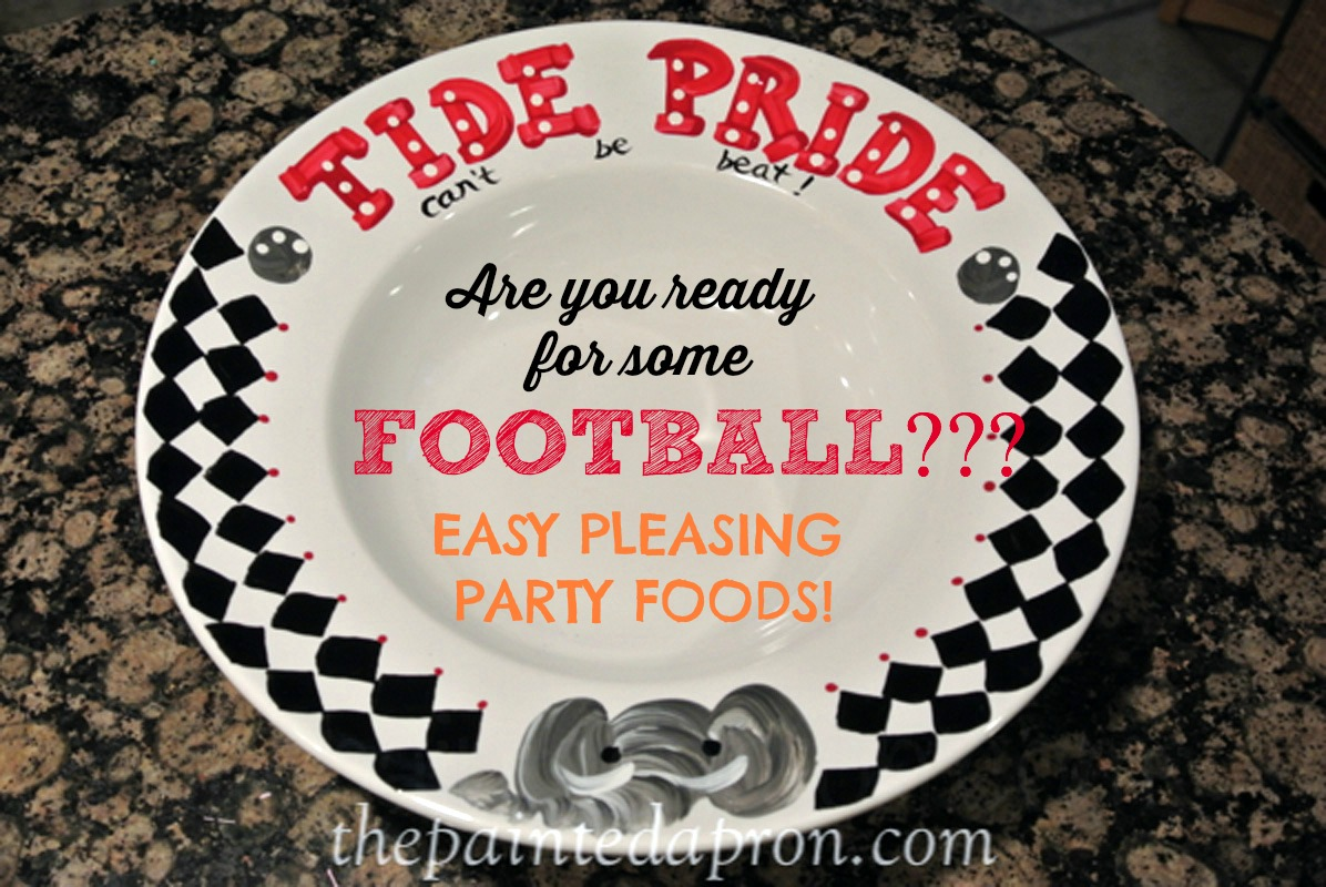 Alabama bowl thapaintedapron.com