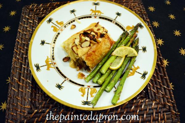 dinner party chicken thepaintedapron.com