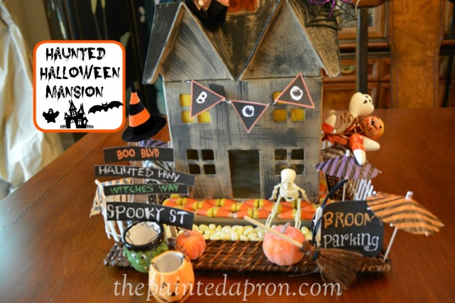 haunted mansion thepaintedapron.com