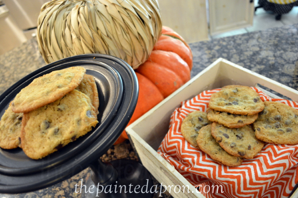 low fat peanut butter cookies thepaintedapron.com