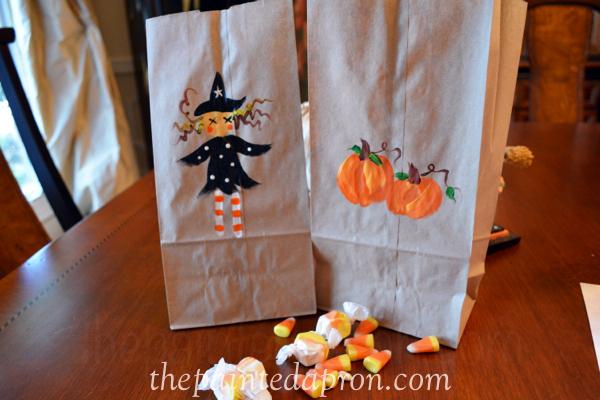 treat bags thepaintedapron.com