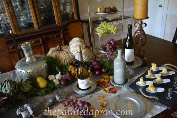 vineyard tapas thepaintedapron.com