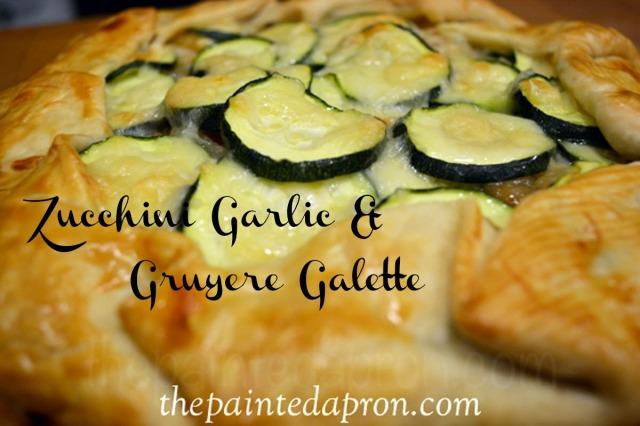 http://thepaintedapron.com/2014/09/04/recipe-box-zucchini-garlic-gruyere-galette/