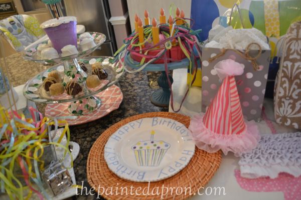birthday party 5 thepaintedapron.com