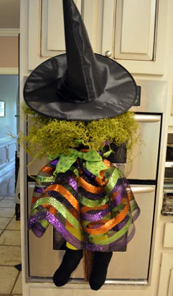 door witch thepaintedapron.com