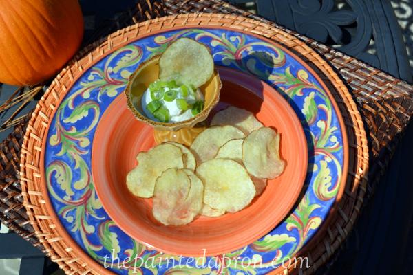 potato chips thepaintedapron.com