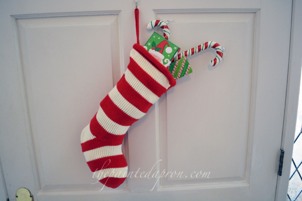 door stocking thepaintedapron.com