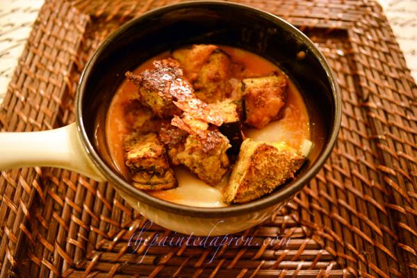 eggplant parm soup thepaintedapron.com