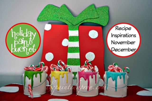 holiday bucket list thepaintedapron.com