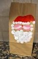 Santa sack thepaintedapron.com