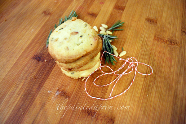 savory holiday cookie thepaintedapron.com