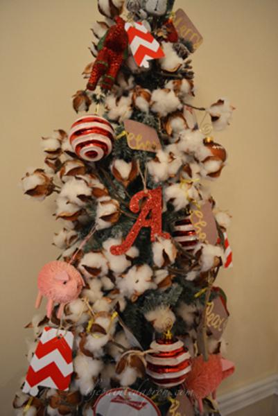 Creations, Sweet Home Alabama Tree | The Painted Apron