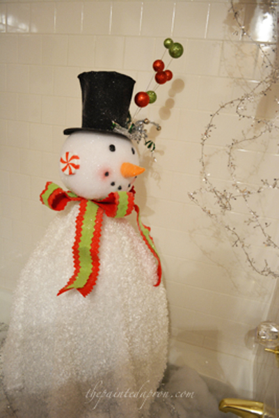 Frosty thepaintedapron.com