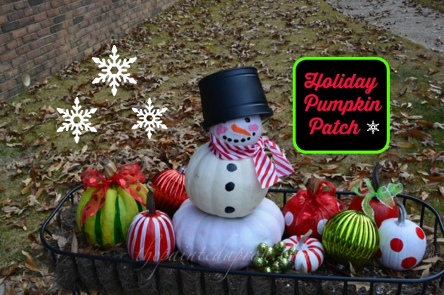 holiday pumpkin patch thepaintedapron.com