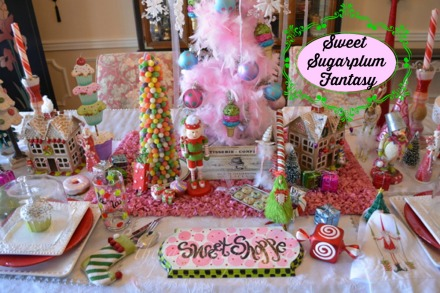 sweet sugarplum fantasy thepaintedapron.com