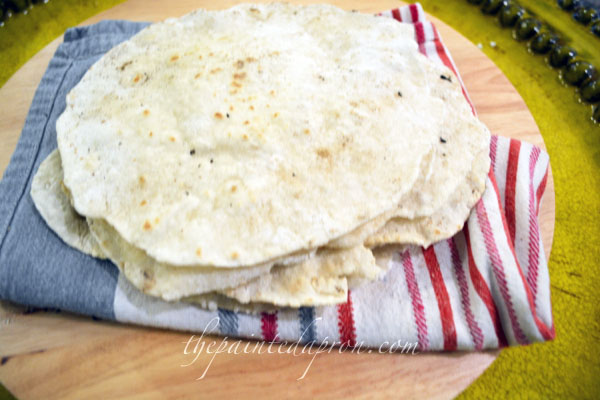 flour tortillas 1 thepaintedapron.com