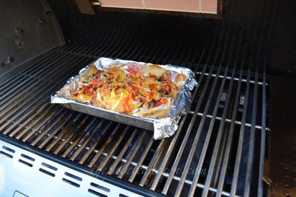 grilled nachos thepaintedapron.com