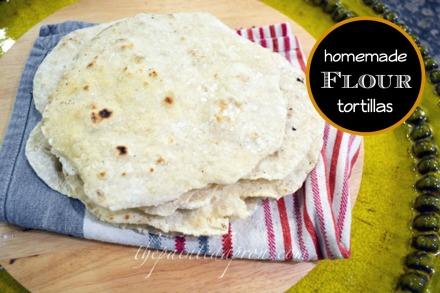 homemade tortillas thepaintedapron.com