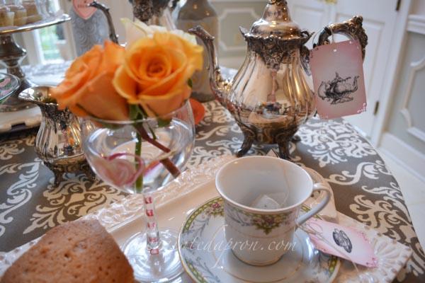 tea party 2 thepaintedapron.com