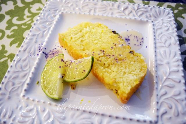 California King cake thepaintedapron.com