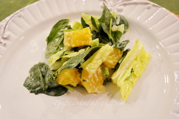kale citrus salad 2 thepaintedapron.com