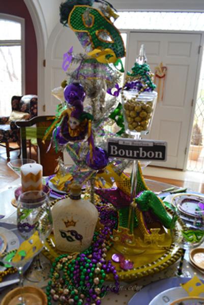mardi gras thepaintedapron.com