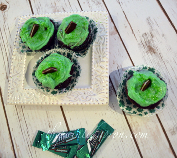Andes cupcakes thepaintedapron.com