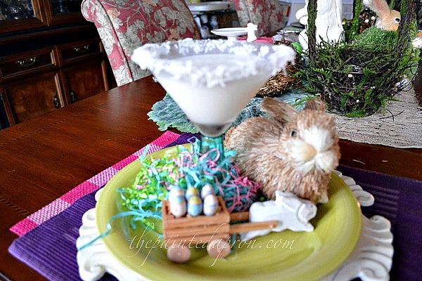 bunny cocktail thepaintedapron.com