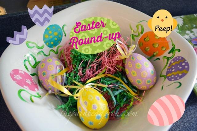 Easter egg bowl thepaintedapron.com