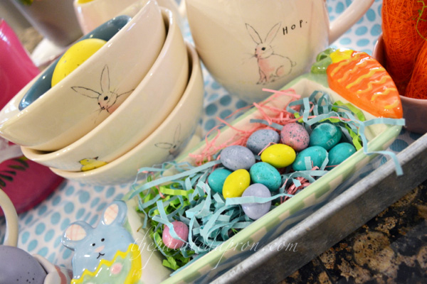 Easter goodies thepaintedapron.com