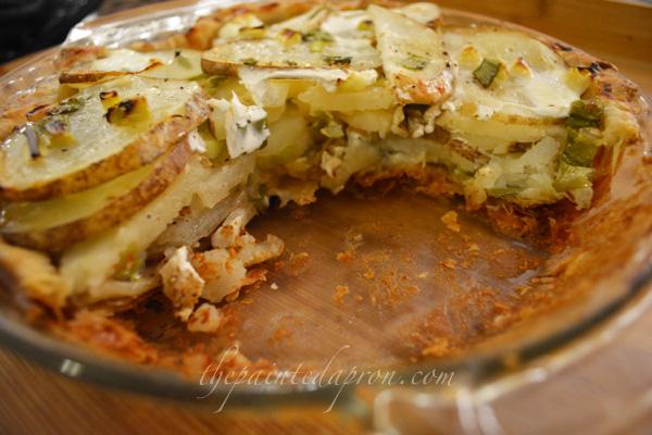 potato pie thepaintedapron.com