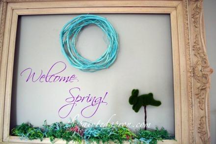 spring painting thepaintedapron.com