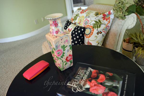 updated vase thepaintedapron.com