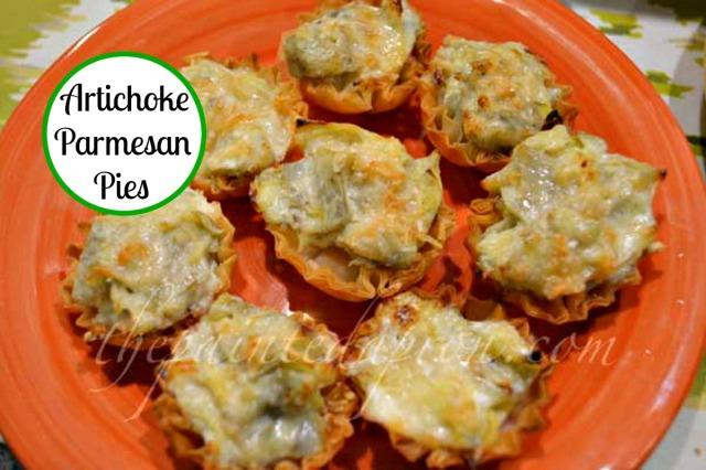 artichoke pies thepaintedapron.com
