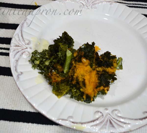 kale casserole thepaintedapron.com