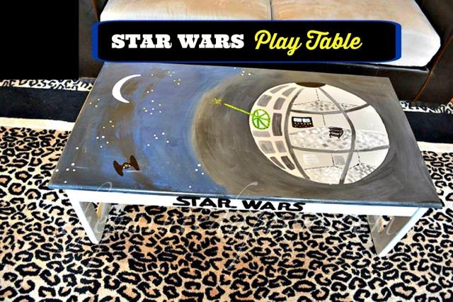star wars play thepaintedapron.com