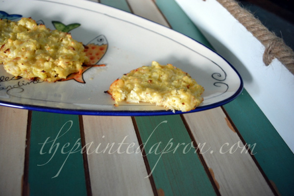cauliflower fritters 1 thepaintedapron.com